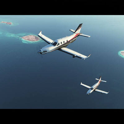 Microsoft Flight Simulator Takes Off With French Studio in Cockpit