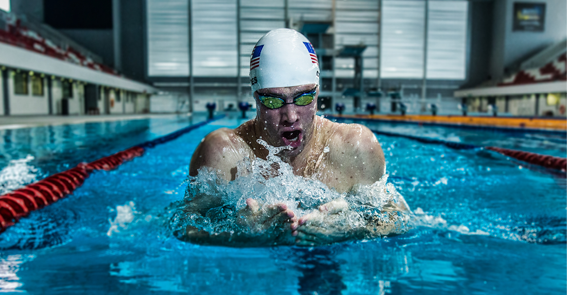 Get to know: 2016 Olympic Hopeful, World Champion Swimmer and Naperville Native Kevin Cordes