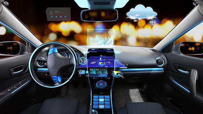 メインビジュアル : 近未来のドライブはどう変わる!?最新テクノロジーで、より安全により快適に・・・