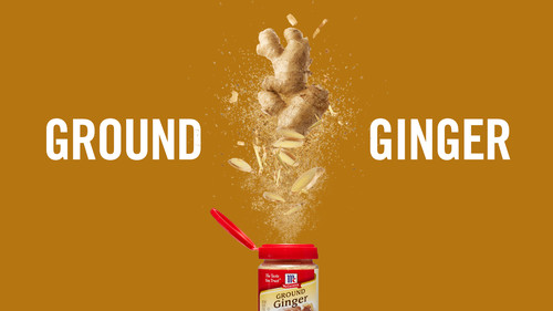 Flavor Story: Ground Ginger