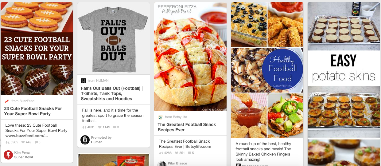 pinterest content marketing strategy