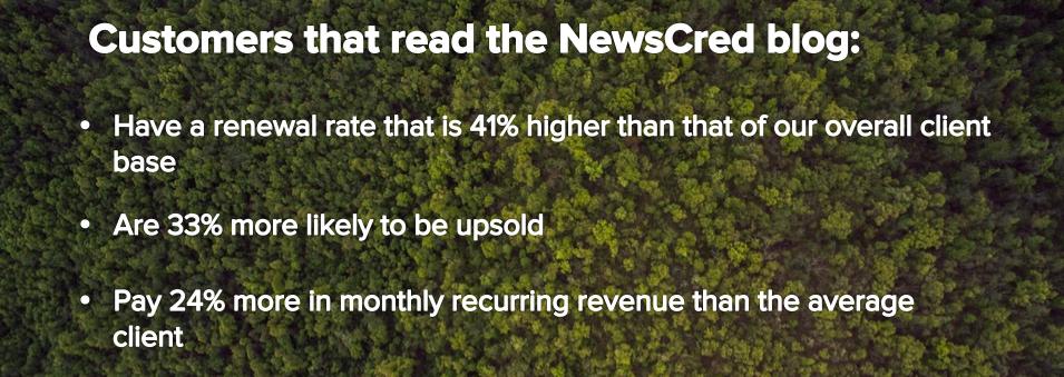 customer content marketing