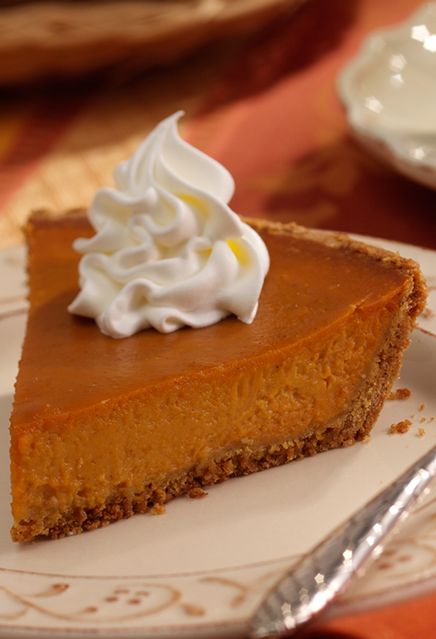 Guilt-Free Pumpkin Pie for Fall