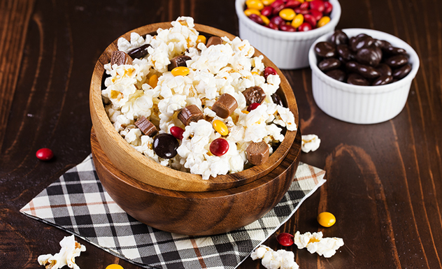Candy Land Popcorn Mix Recipe