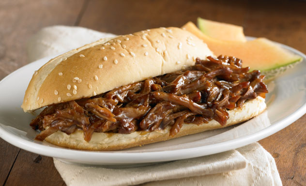 Slow Cooker BBQ Pulled Pork Sandwiches Recipe